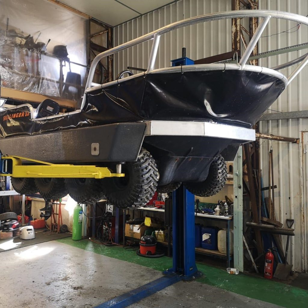 brightlingsea boat servicing